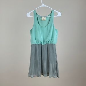 Pins and Needles Anthropologie dress